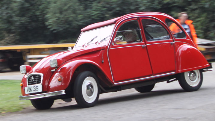 Pictured: Renault 11