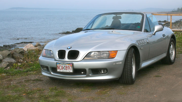 Pictured: BMW Z3