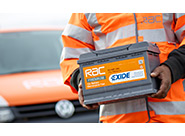 RAC Car Batteries.