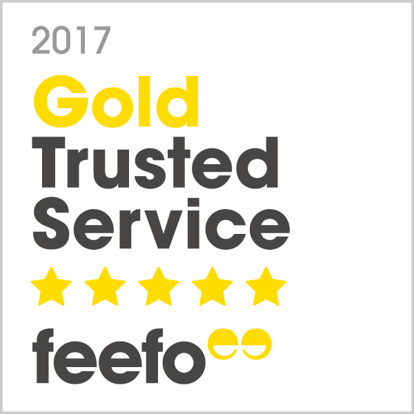 Feefo Independent Service Rating